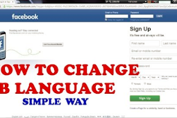 How Do You Change the Language On Facebook 2019
