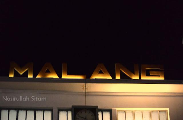 Malang; Stasiun Kota Baru