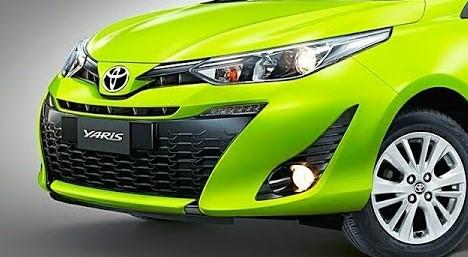 Toyota Yaris 2019 Sedan - Alpha SQUAD official