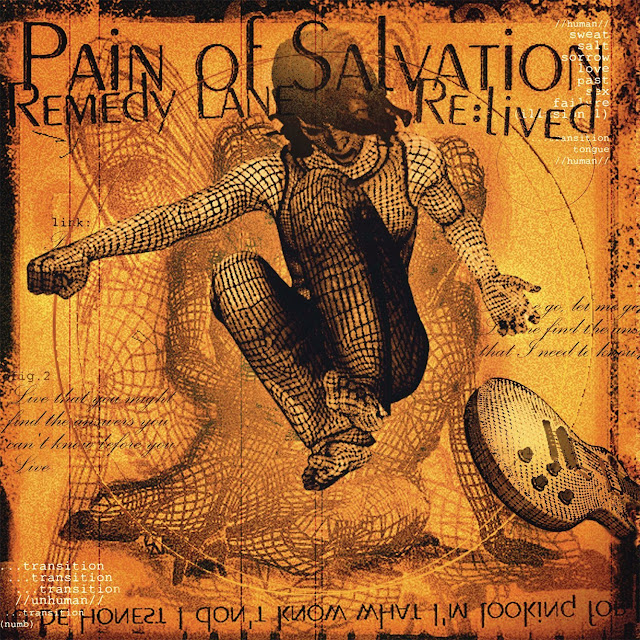 Pain of Salvation - Fandango (live)