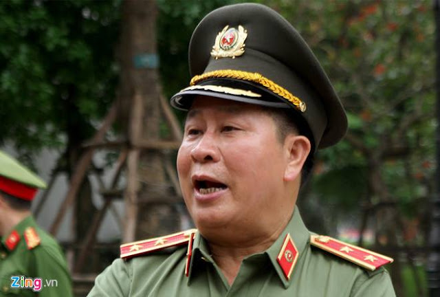 Bùi Văn Thành (Trung tướng, Thứ trưởng BCA)