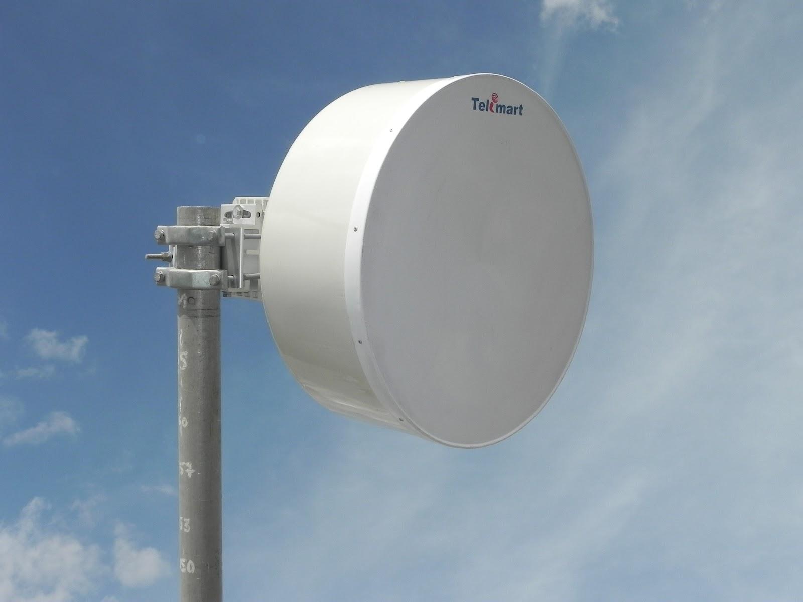 Telimart India Pvt Ltd 18 Ghz 2 Ft Microwave Backhaul