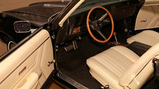 1969 Pontiac LeMans GTO Ram Air IV Interior