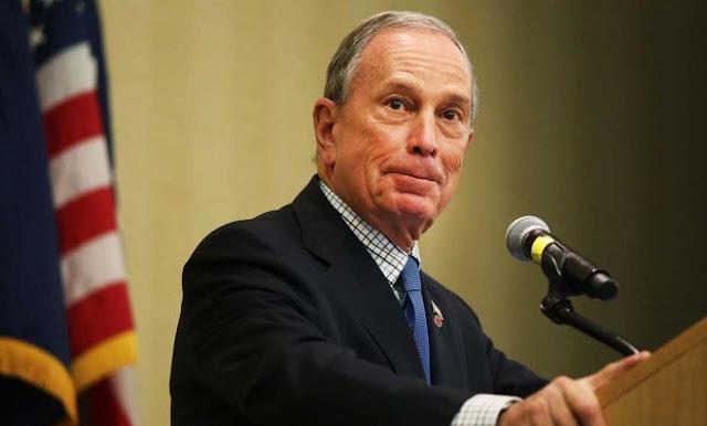Michael Bloomberg: Não vai concorrer à presidência dos EUA