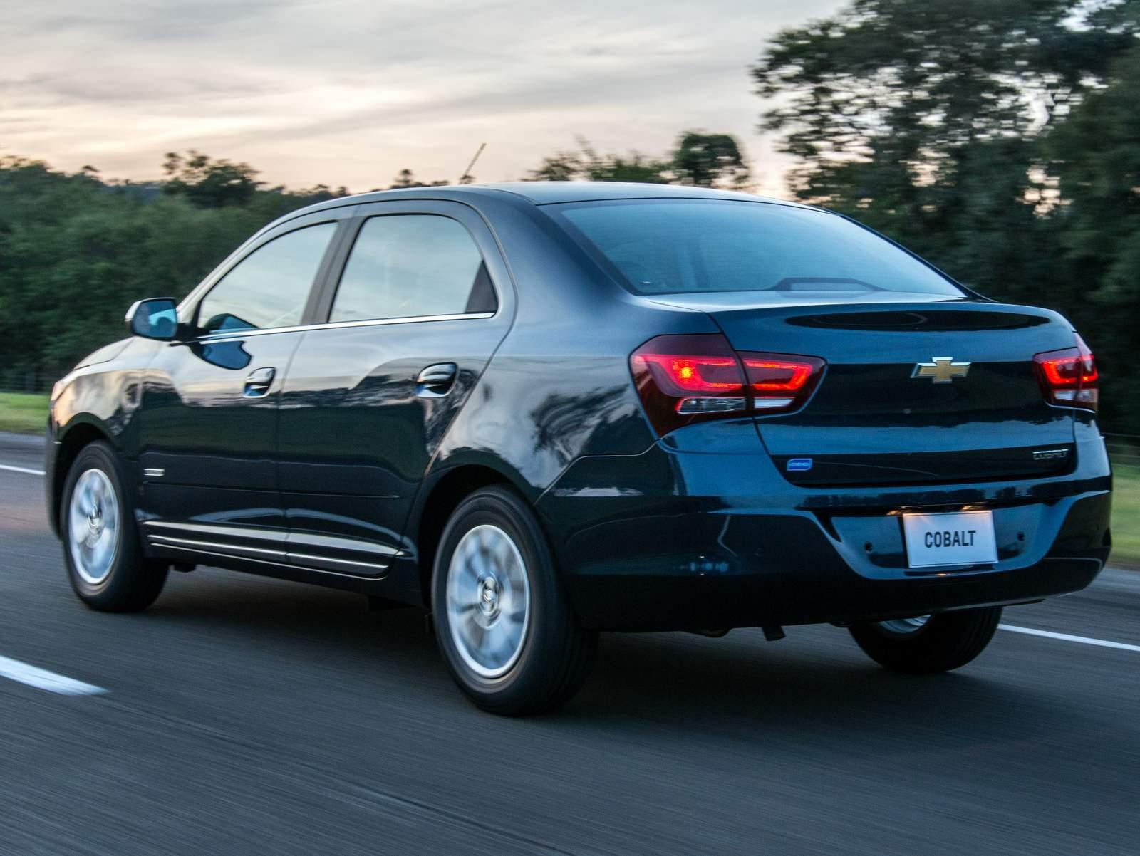 Chevrolet cobalt 2017