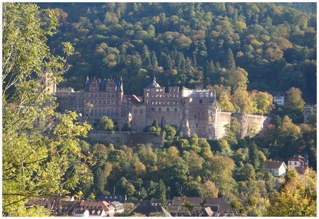 castelo de Heidelberg, Alemanha