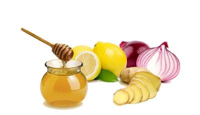 Las abuelas un mundo de sabiduria: Jarabe de cebolla jengibre miel ...