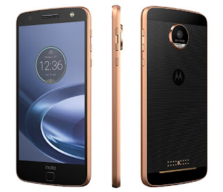 Moto Z Force Goes Official; SD820, Shatterproof Glass, 21MP OIS & Moto Mods