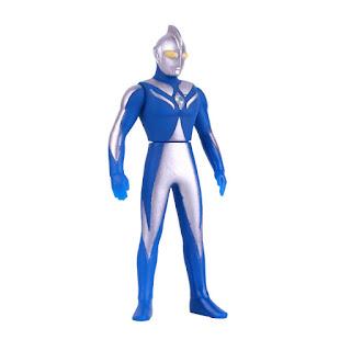 Ultraman Kusmus Soft Rubber Figure Toys 13cm