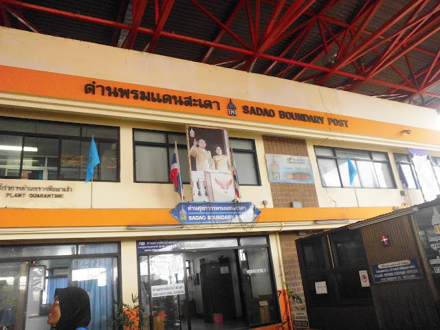 Transportasi jalur darat kuala lumpur thailand