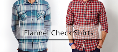 Wholesale Flannel Check Shirts Supplier