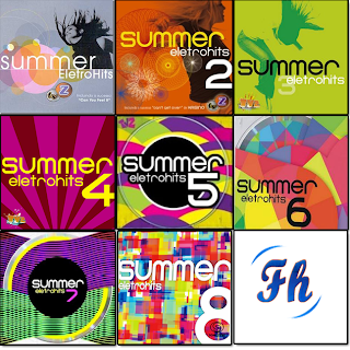 cd mp3 summer eletrohits 7