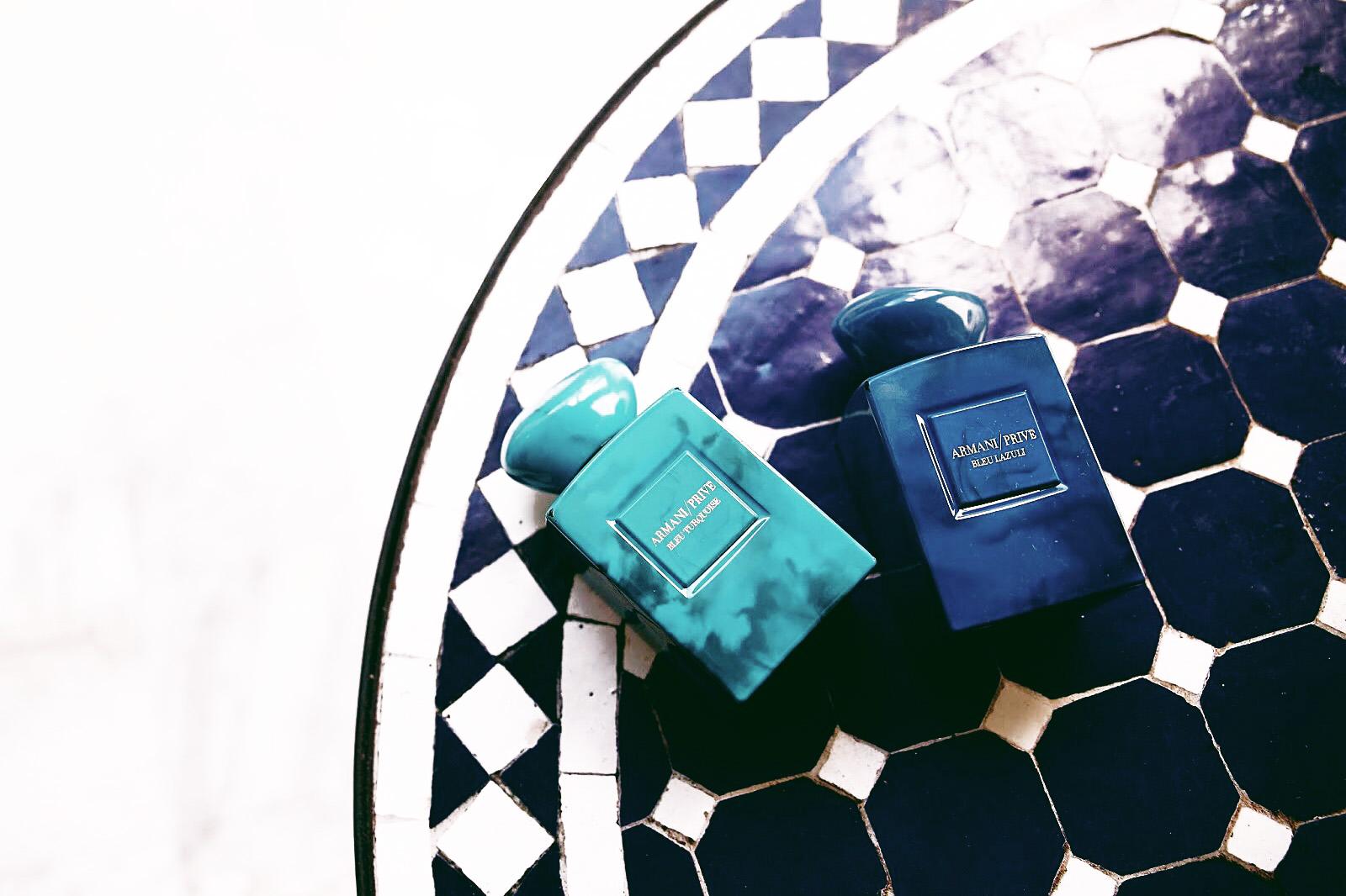 armani prive bleu lazuli bleu turquoise avis test
