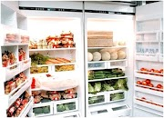 Tips Menyimpan Bahan Makanan dalam Kulkas