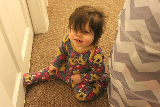 Boots Floral Sleepsuit Review