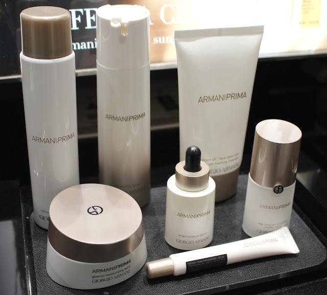 Giorgio Armani Prima Skincare