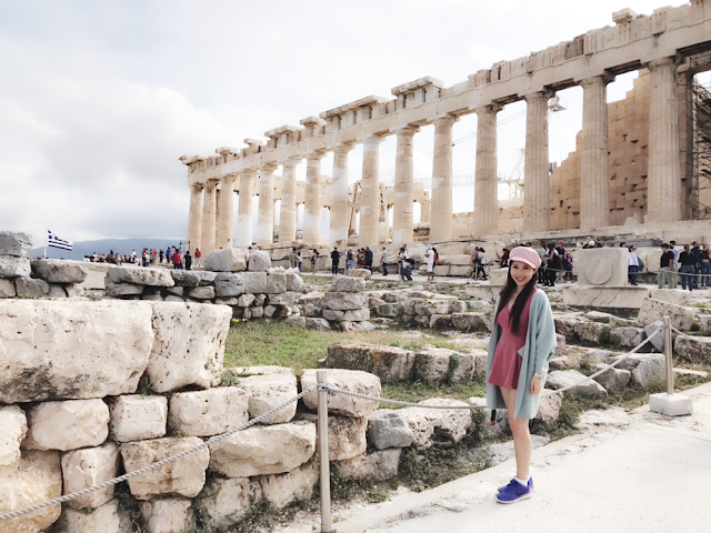 386565800347 During my Singapore Airlines flying days, I did manage to see The Acropolis  with some of my colleagues. But honestly, it feels completely different to  be ...
