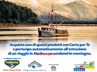 Logo Vinci L'Alaska e weekend in montagna