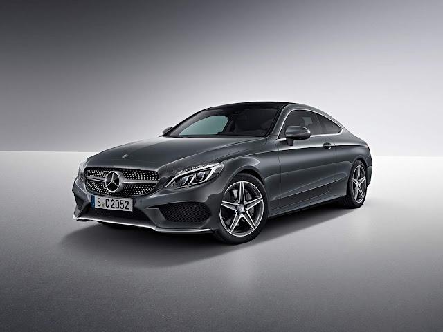 Mercedes Classe C Coupé 2017