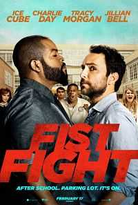 Fist Fight 2017 English Movie 300mb HDTS