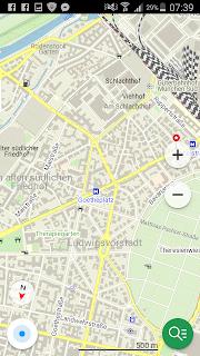 Aplicativo MAPS.ME