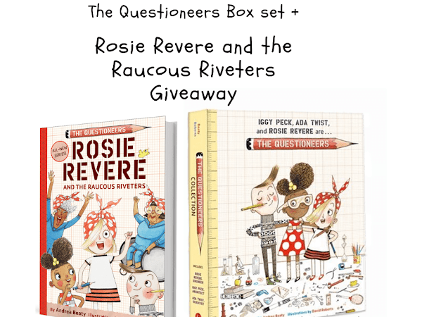 Rosie Revere and the Raucous Riveters Giveaway RV $49.99