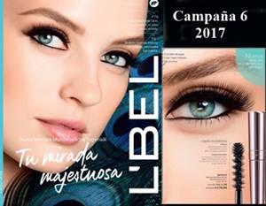 catalogo lbel productos campaña 6 2017