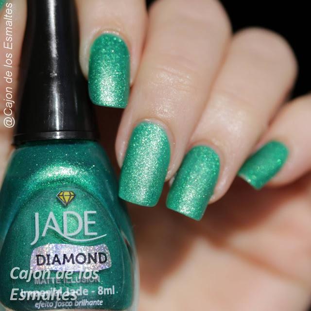Jade - Imperial Jade - Matte Ilusion - Sol
