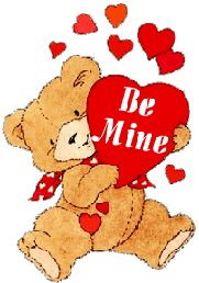 teddy-bear valentines day clip art