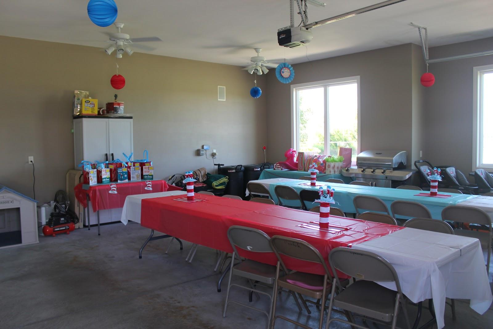 G Crew Birthday Party