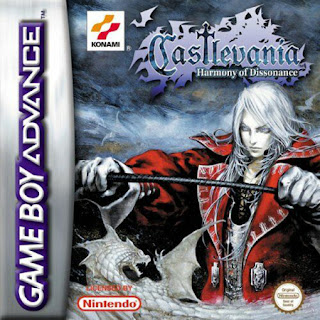 Castlevania: Harmony of Dissonance ( BR ) [ GBA ]