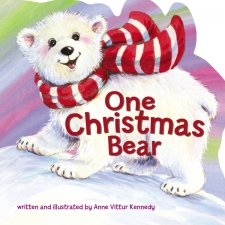 Review - One Christmas Bear by Anne Vittur Kennedy