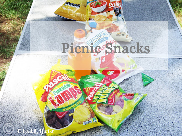 sweets pineapple lumps chips