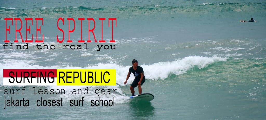 surfing lesson di jakarta