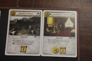 Game of Thrones LCG location cards hbo