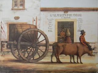 Aguatero de Buenos Aires