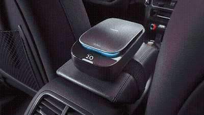 Philips GoPure SlimLine 230 Car Air Purifier