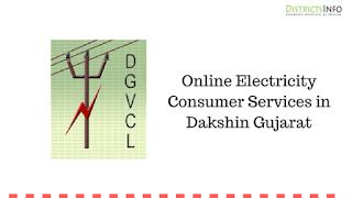 Online Electricity Consumer Services in Dakshin Gujarat
