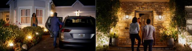 Philips Hue aumenta gama para o exterior para dar vida à sua casa através da iluminação