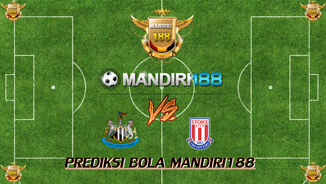 AGEN BOLA - Prediksi Newcastle United vs Stoke City 16 September 2017