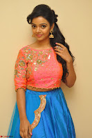 Nithya Shetty in Orange Choli at Kalamandir Foundation 7th anniversary Celebrations ~  Actress Galleries 021.JPG