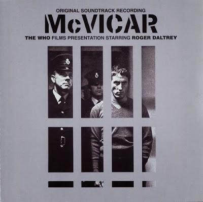 Roger Daltrey McVicar soundtrack 1980