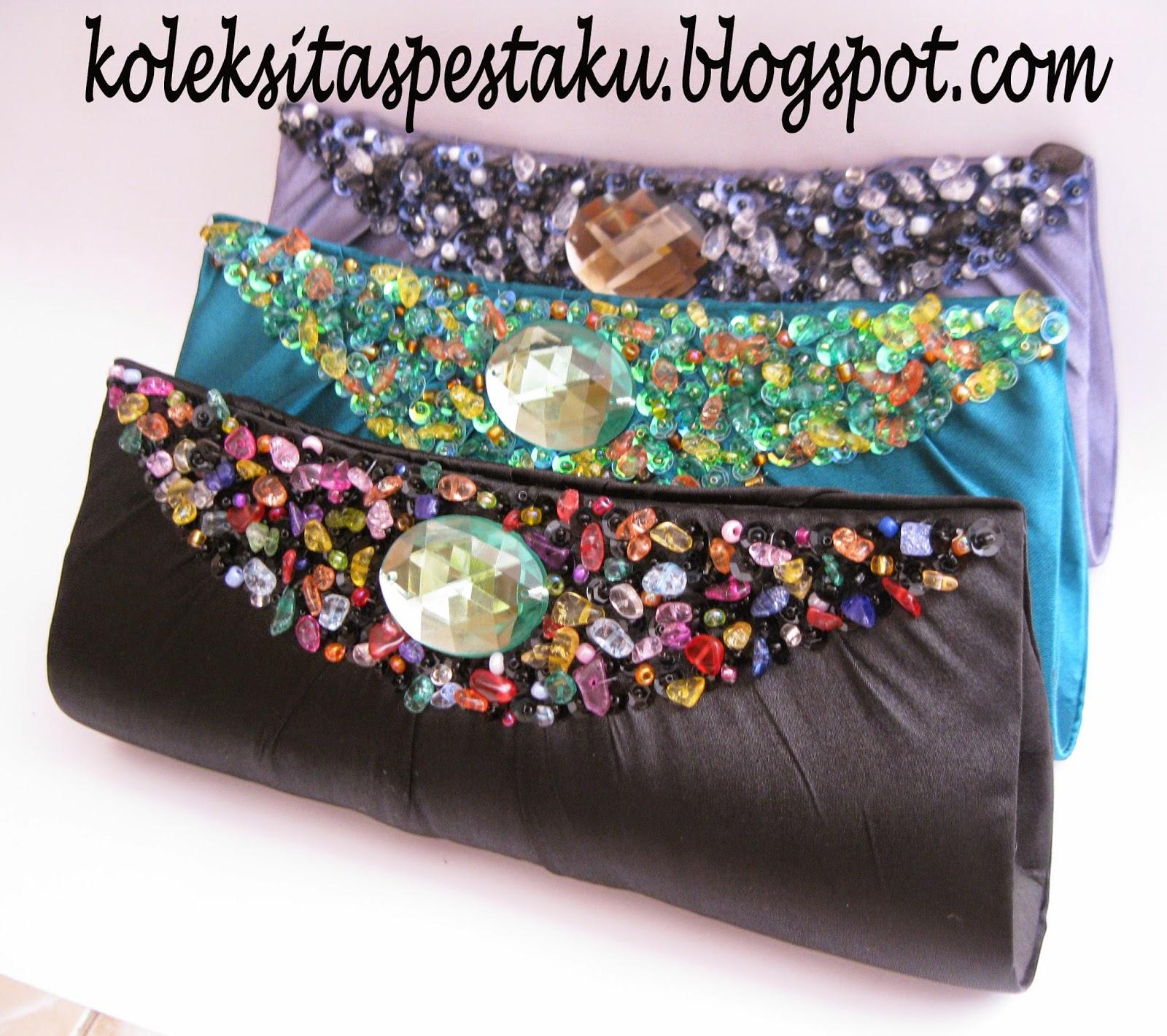 Jual Clutch Bag Tas Pesta Model Terbaru Cantik dan Mewah Kode M2 (SOLD OUT 1970461fc9