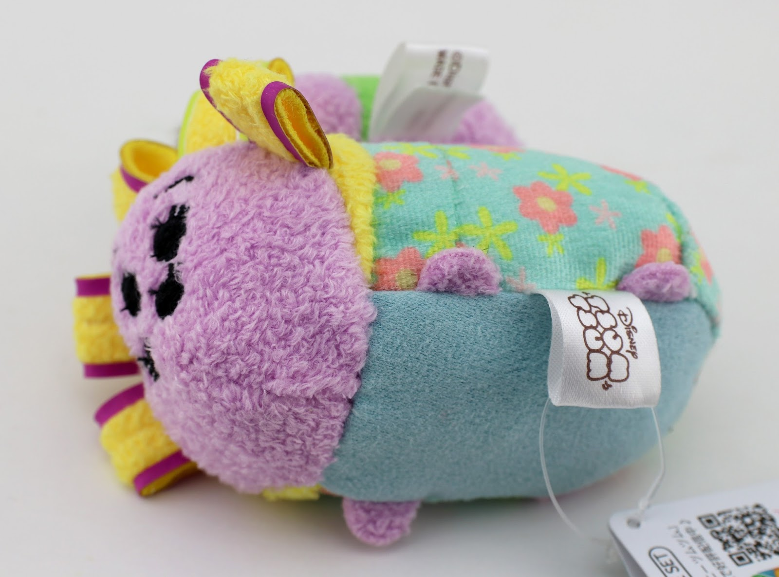 monsters university tsum tsums mrs. squibbles and squishy