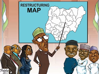 Nasarawa ,Kano, Katsina Reject Restructuring, decentralization of Power