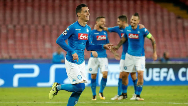 Jelang Liga Champions: Tak Takut City, Napoli Pede Dapat Tiga Poin
