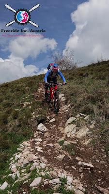 Leichte Trails Gardasee