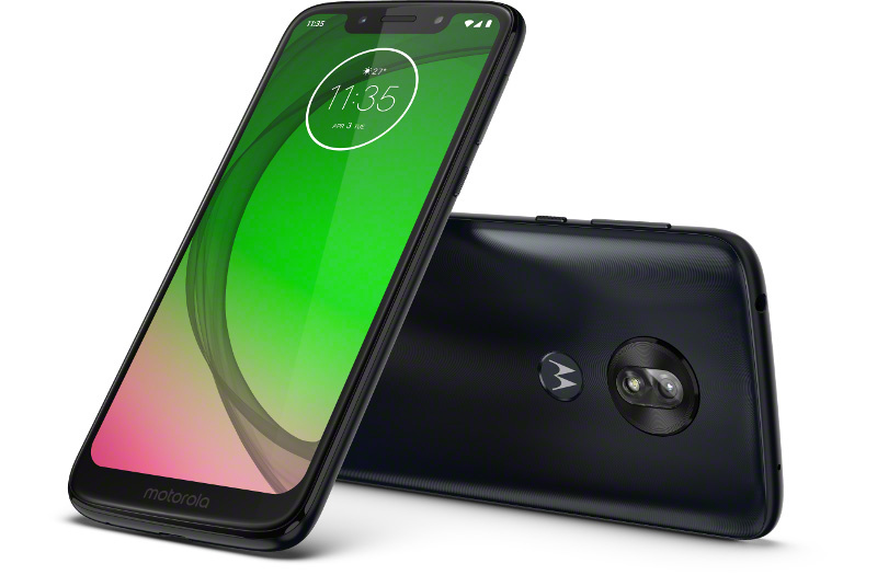 The Moto G7 Play