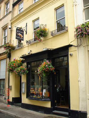 The Salamander pub, Bath, Somerset, England
