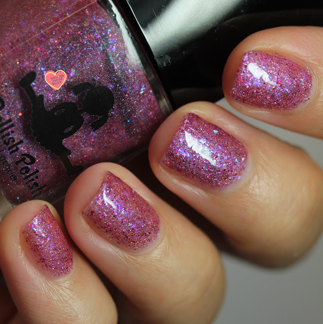 Dollish Polish Chloris swatch by Streets Ahead Style